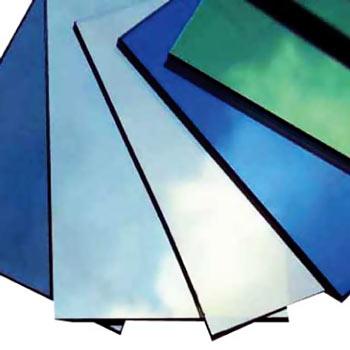 Светлоотражателно стъкло